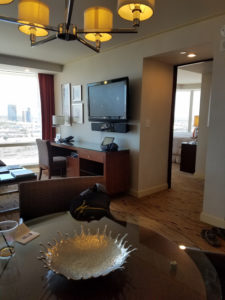 Okay Well I Love The Aria For Their Suites Every So Often We Treat Ourselves And Book A Suite It Is Like Your Own Apartment